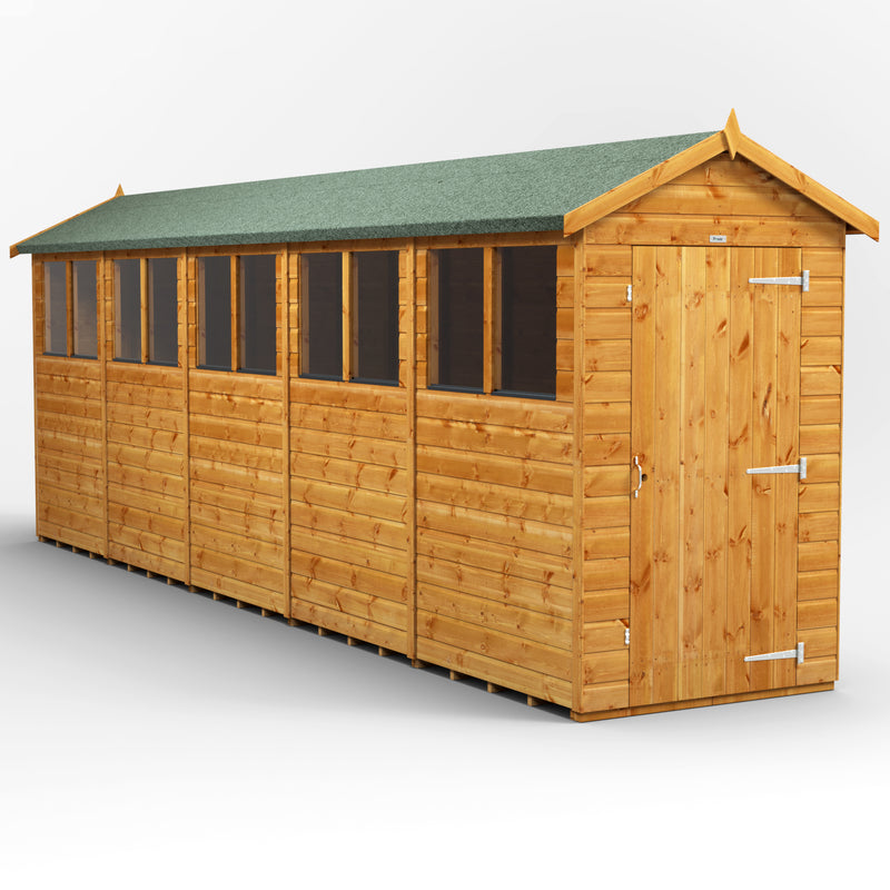 Express 20x4 Purewell Power Apex - Purewell Timber