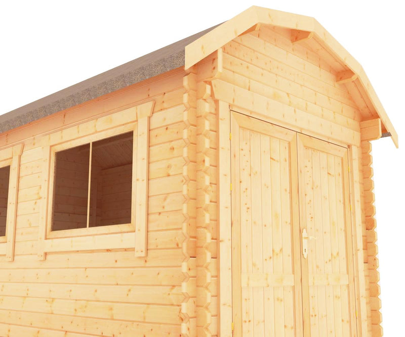 Aldford Barn 28mm - Purewell Timber