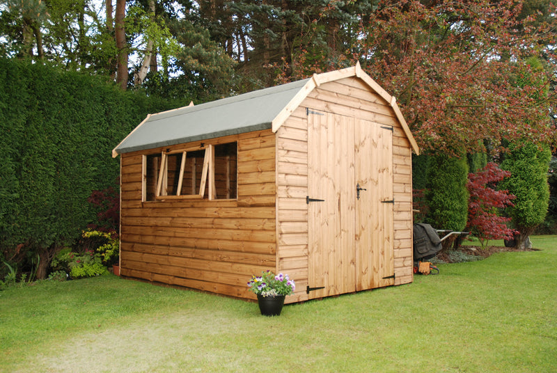 Regency Barn - Purewell Timber