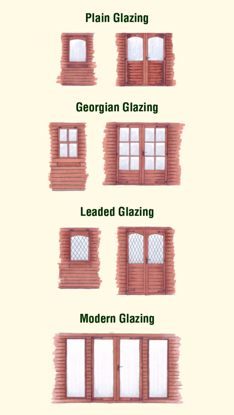 Glazing/window options
