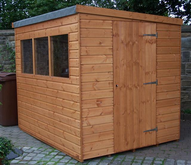 Popular Pent - Purewell Timber