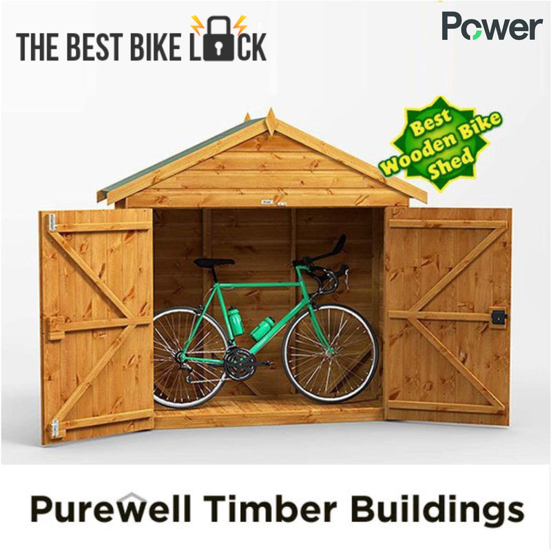 Express Power Apex Bike Store - Purewell Timber