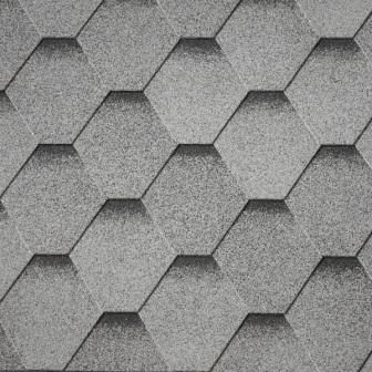 Grey Felt Shingles, also available in Green, Red, Brown & Black