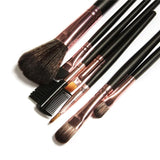 7Pcs Classic Makeup Brushes Set Soft Synthetic Professional Cosmetic Foundation Powder Blush Makeup Makeup Brushes Set Makeup Type_Brushes