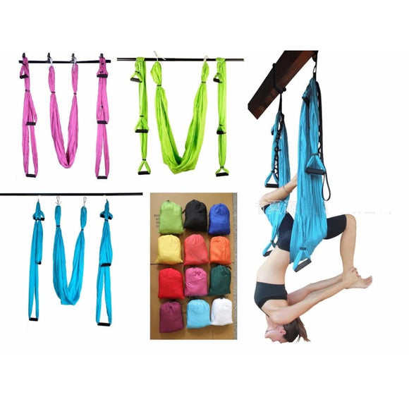 Aerial Yoga Hammock Fitness Fitness Gear Fitness_Yoga & Pilates Equipment New Trends Trends 2019