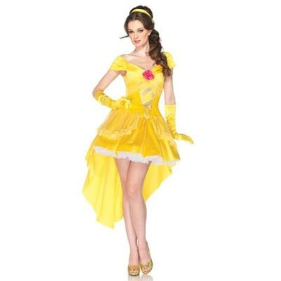 Belle Short Costume 2 / S / Snow White Costume 2019 Clothing Type_Halloween Costumes Costume New Trends Trends 2019