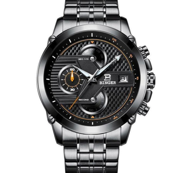 Chronograph Quartz-watch 03 Men Mens Gifts_Jewelry & Watches New Trends Trends 2019 Watch
