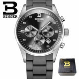 Chronograph Waterproof Wristwatch 08 Men Mens Gifts_Jewelry & Watches New Trends Trends 2019 Watch