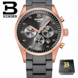 Chronograph Waterproof Wristwatch 09 Men Mens Gifts_Jewelry & Watches New Trends Trends 2019 Watch