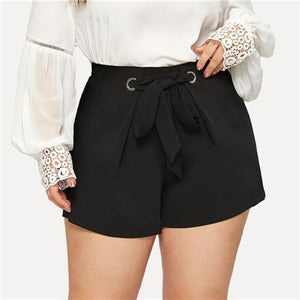 Claire Ruffle Shorts Bottoms Clothing Type_Shorts New Trends Season_Summer Shorts Trends 2019