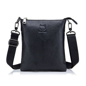 Compact Messenger Bag Men Bag Mens Gifts_Leather Bags & Wallets New New Trends Trends 2019