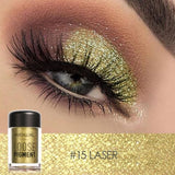 Glitter Loose Powder Eye Shadow 15 Makeup Eye Shadow Eyes Makeup Glitter Makeup Type_Eyes Makeup New Trends