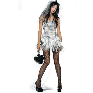 Halloween Corpse Bride Costume Costume 2019 Clothing Type_Halloween Costumes Costume New Trends Trends 2019