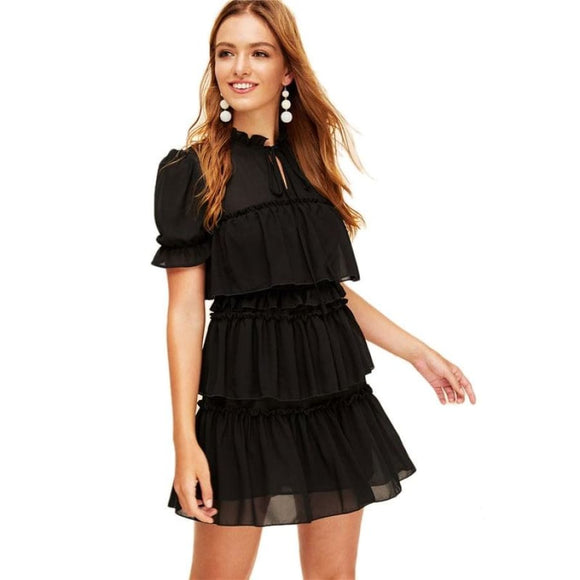 Helene Eder Mini Dress Dresses Clothing Type_Dresses Dress New Trends Season_Fall Trends 2019