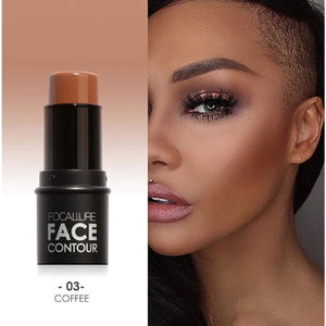 Highlighting Stick Multi-Dimensional Sculpted Look Makeup Highlighter/shimmer/blusher New Trends Trends 2019