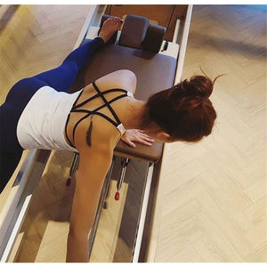 Keisha Strappy Back Yoga Top Fitness Fitness wear Fitness_Tops New Trends Top Trends 2019
