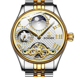 Moon Phase Automatic Wristwatches 03 Men Mens Gifts_Jewelry & Watches New Trends Trends 2019 Watch