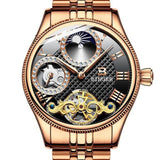 Moon Phase Automatic Wristwatches 06 Men Mens Gifts_Jewelry & Watches New Trends Trends 2019 Watch
