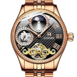 Moon Phase Automatic Wristwatches 12 Men Mens Gifts_Jewelry & Watches New Trends Trends 2019 Watch