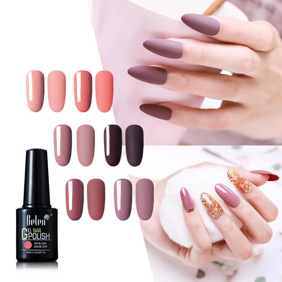 Matte Top UV Nail Gel