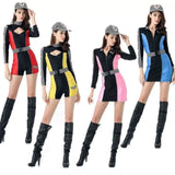 Sexy Car Racer Costume Costume 2019 Clothing Type_Halloween Costumes Costume New New Trends