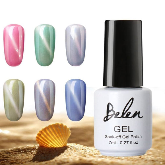 Shell UV Nail Polish Nail Polish Makeup Type_Nails Art New New Trends Trends 2019