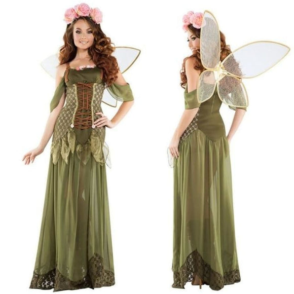 Tinker Bell Costume Costume Clothing Type_Halloween Costumes Costume New Trends Trends 2019