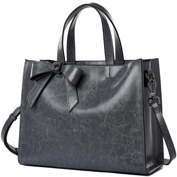 Top Handle Leather Tote 1 Bags Bag New Trends Shoulderbag Trends 2019