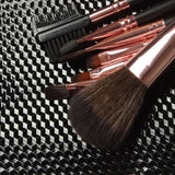Top Quality Ultra-Soft Synthetic Hair 7Pcs Brush Set Makeup Eyes Makeup Makeup Brushes Set Makeup Type_Brushes New Trends Set