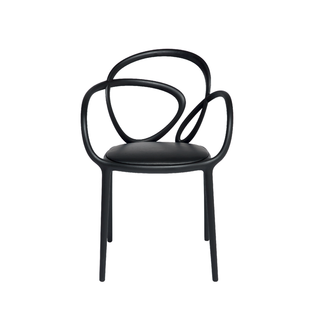 Loop Chair With Cushion / Set of 2 pieces