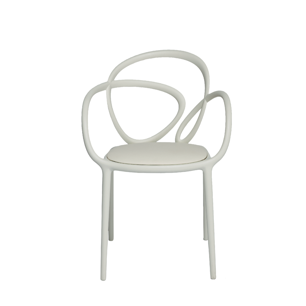Loop Chair With Cushion - Set of 2 pieces