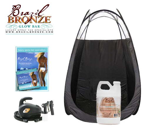 Pkg. #1 Portable Spray Tan Starter Kit