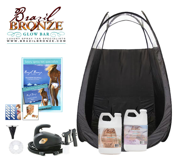 Pkg. #2 Spray Tan Portable/Pro Kit