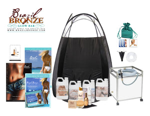 Pkg. #4 Spray Tan Pro Kit