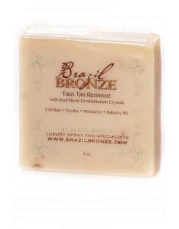 (5) Brazil Bronze Faux Spray Tan Remover Soap