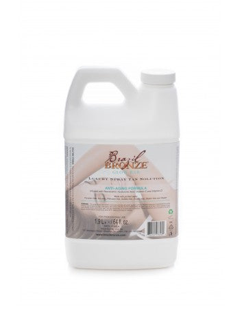 Brazil Bronze Luxury Anti-Aging Spray Tan Solution