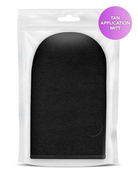 Black Tanning Application Mitt