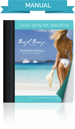 Brazil Bronze Spray Tan Manual