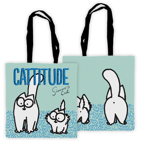 Simon's Cat Bags