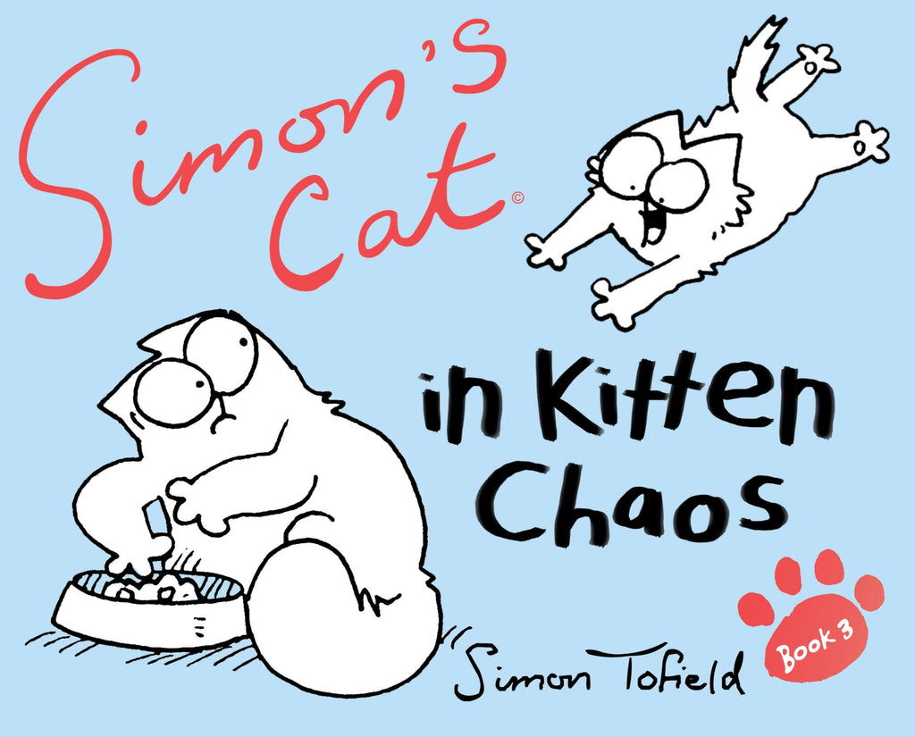 Simon's Cat In Kitten Chaos - Simon's Cat Shop