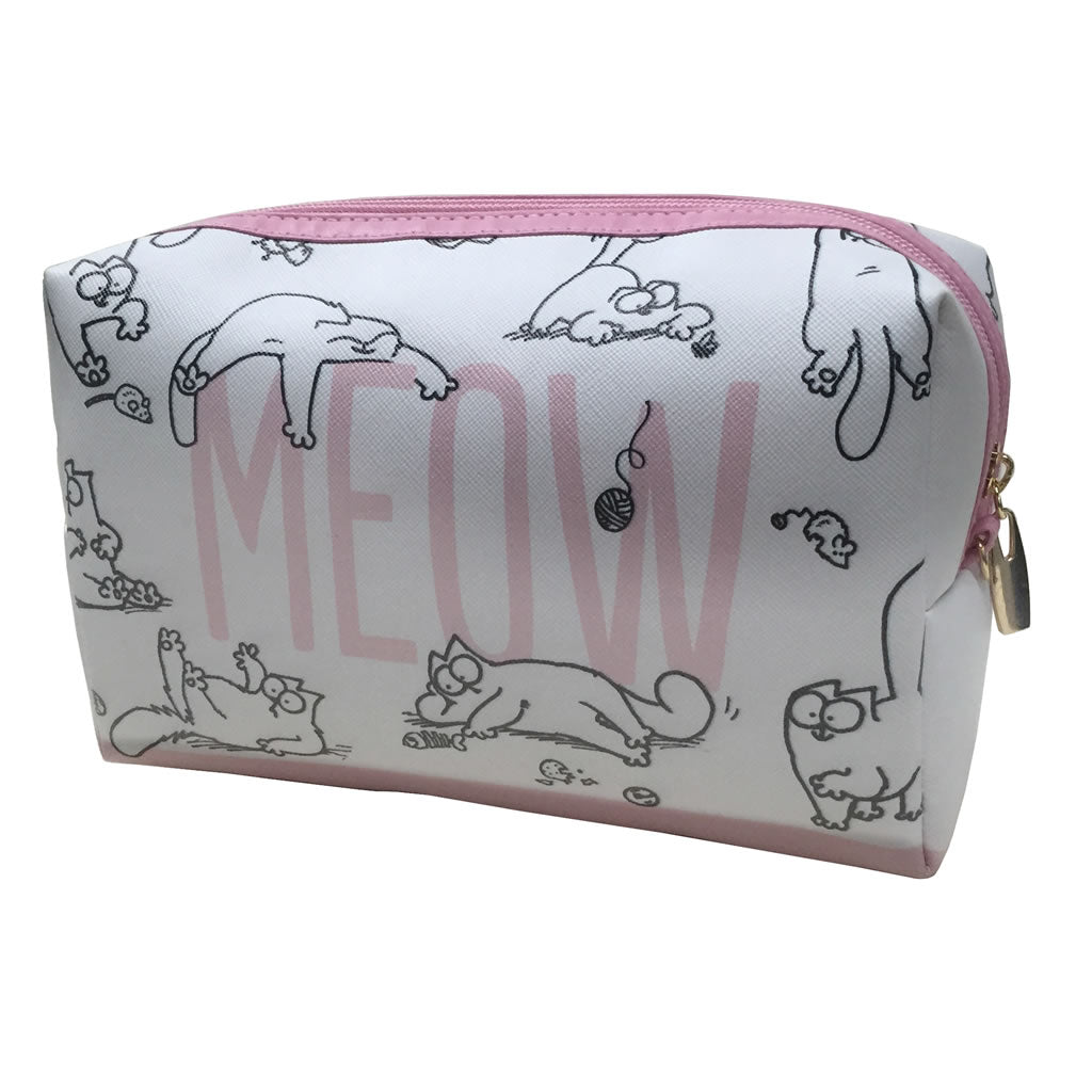 Simon's Cat Toilette Bag Makeup Wash Bag - Simon's Cat Shop