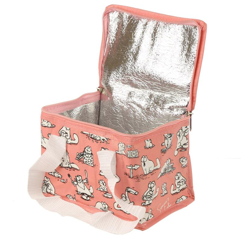 Woven Cool Bag Lunch Box - Simon's Cat Shop