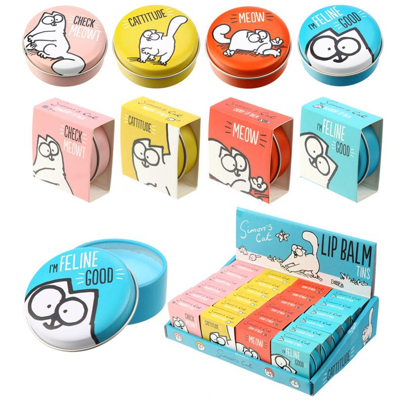 Simon's Cat Lip Balms - Simon's Cat Shop