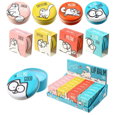 Simon's Cat Lipbalms - Simon's Cat Shop