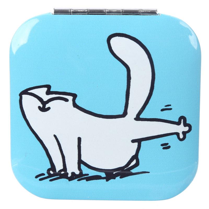 Simon's Cat Compact Mirror - Simon's Cat Shop