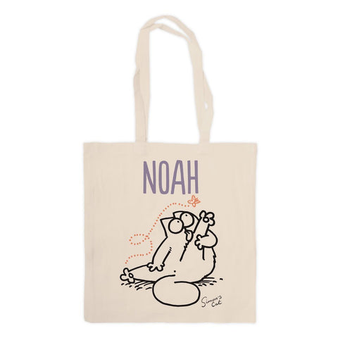 Personalised Preening Standard Tote - Simon's Cat Shop