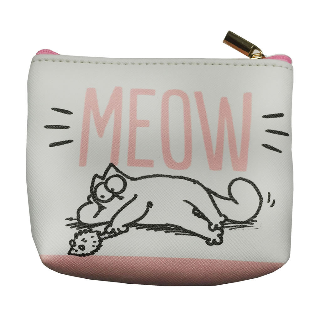 Simon's Cat PVC Purse - Simon's Cat Shop