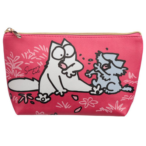 Simon's Cat Medium Wash Bag