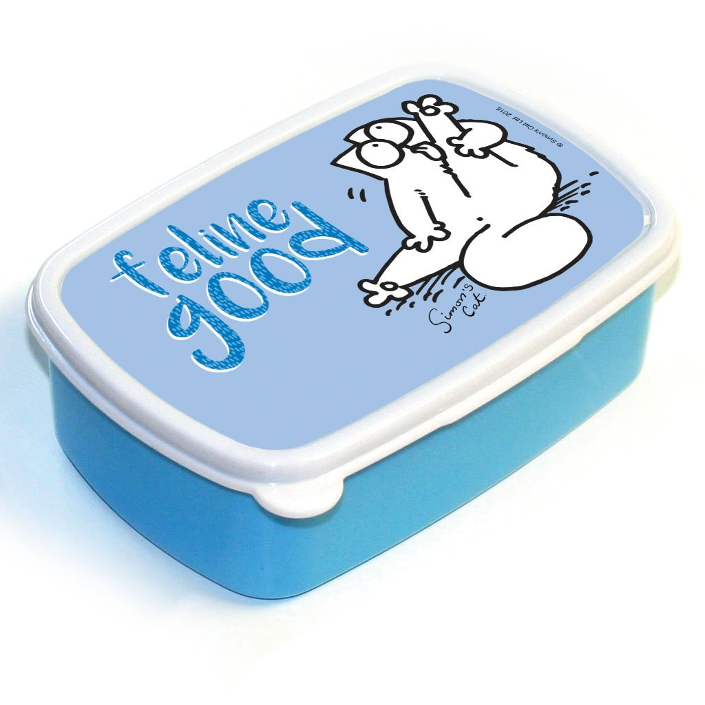 Feline Good Lunchbox - Simon's Cat Shop