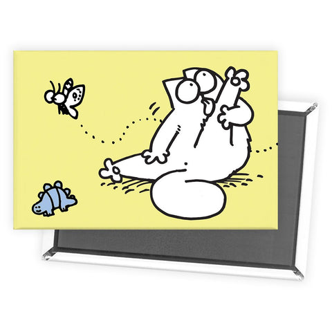 Simon's Cat Magnet - Simon's Cat Shop